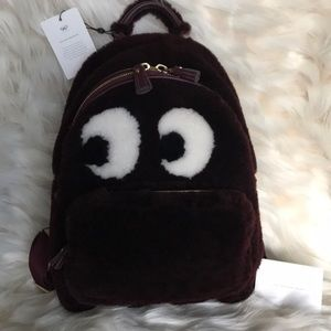 ANYA HINDMARCH LONDON BACKPACK 100% authentic